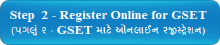 REGISTER ONLINE FOR GSET EXAM